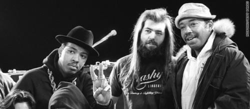 Def Jam - Run, Rick Rubin, Russel Simmons